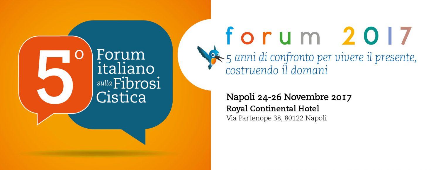 V Forum italiano sulla Fibrosi Cistica