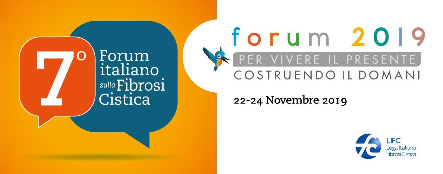 Forum italiano sulla Fibrosi Cistica 2019