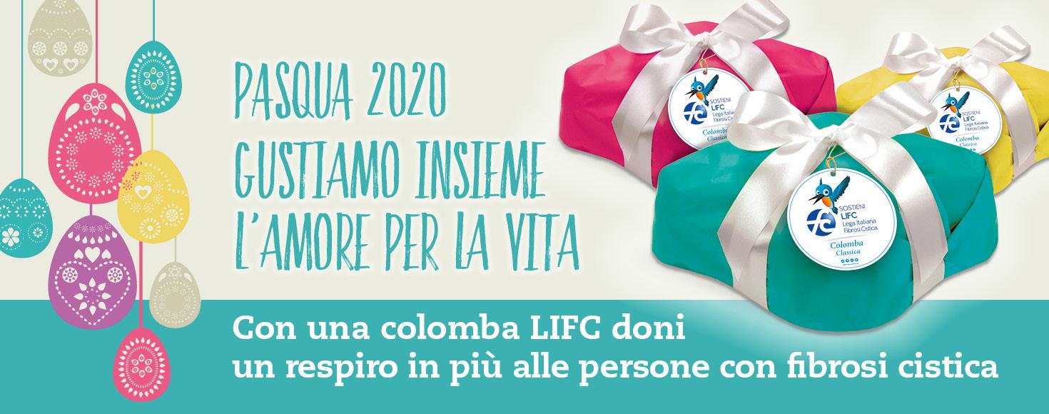 Gustiamo insieme l'amore per la vita – Campagna di Pasqua 2020